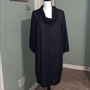 "Lane Bryant ""Denim"" Dress"